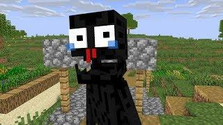 Monster school : ENDERMAN BECAME HERO - Minecraft Animation